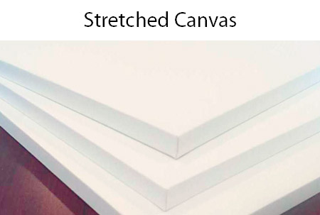 CanvasPlace stretched canvas