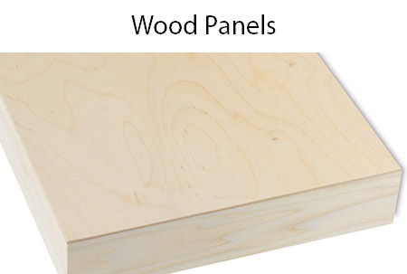 CanvasPlace wood panels