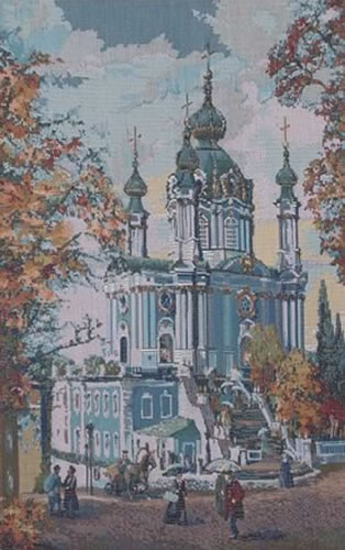 Andrew Holy Trinity Orthodox Church - One Of The Religious Pictures