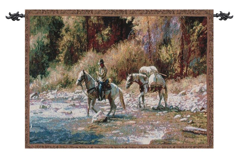 Cowboy Tapestries Western Tapestry Pictures