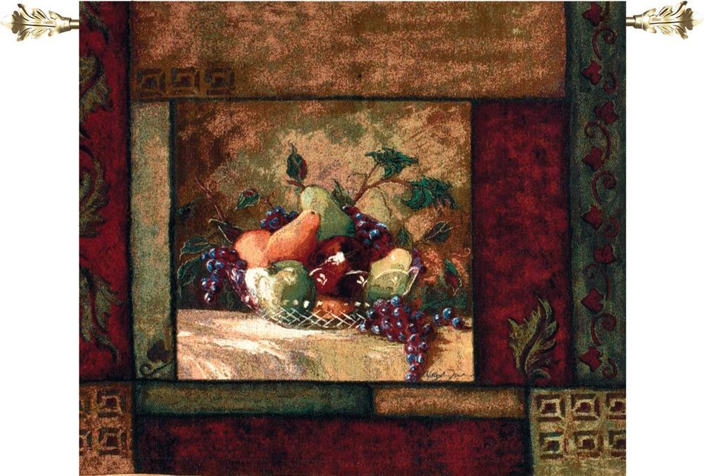 Classics Revised Tapestry Wall Hanging, H42in x W35in