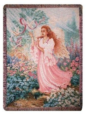 Dawn of Hope Tapesty Throw, 51in x 68in
