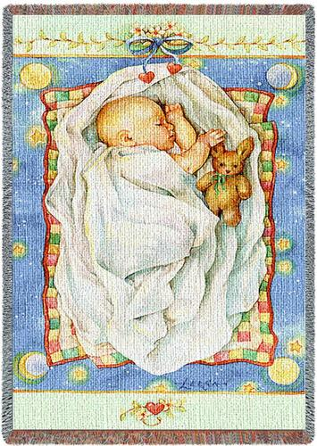 Dreamland Tapestry Throw, 35in x 54in