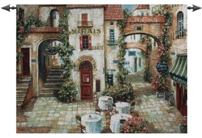 Le Marais Tapestry Wall Hanging, 53