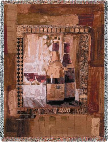 Perfect Vintage II Tapestry Throw, 54in x 70in