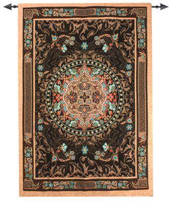 Persian Reflections Tapestry Wall Hanging, 35