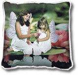 Turn Your Photo Into A Tapestry Pillow, 17in X 17in