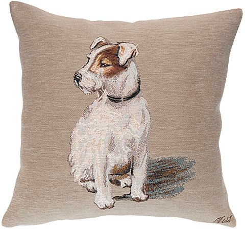 Rocky Tapestry Cushion Cover - Pets Home Decor Collection, 18in x 18in cushion cover