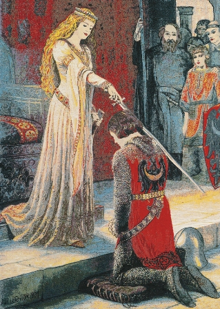 The Accolade II Tapestry Wallhanging, 27in x 18in