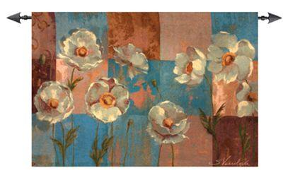 Whispering Flowers Tapestry Wall Hanging, 53