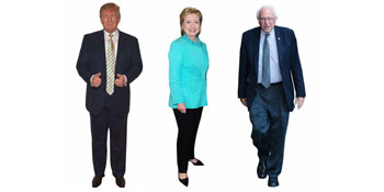 Political Standees