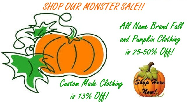 Shop our precious Fall, Thanksgiving and Christmas Dresses and Outfits for Babies, Girls and Boys!