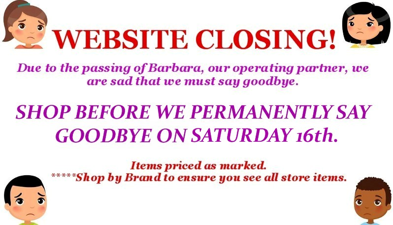 Store Closing; Inventory Clearance!