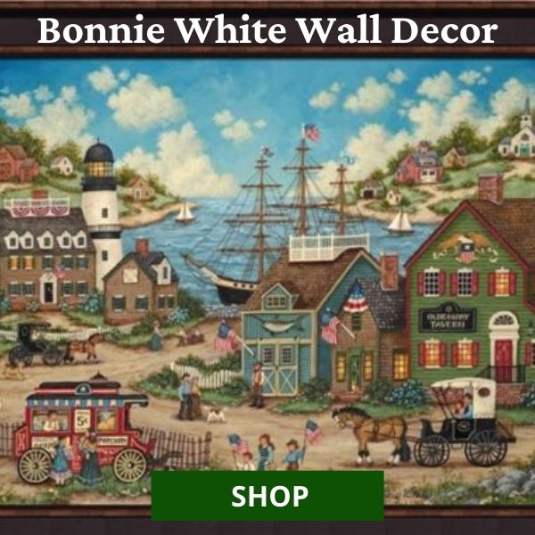 Shop All Bonnie White Wall Decor