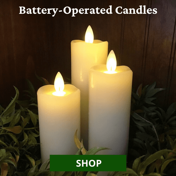 Shop All Battery-Operated Candles