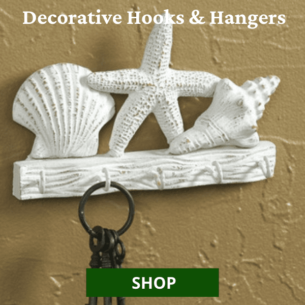 Shop All Decorative Hooks & Hangers