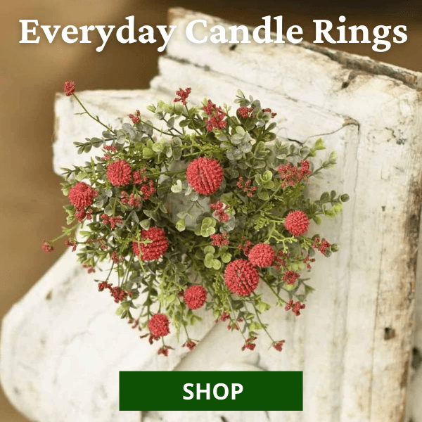 Shop All Everyday Candle Rings