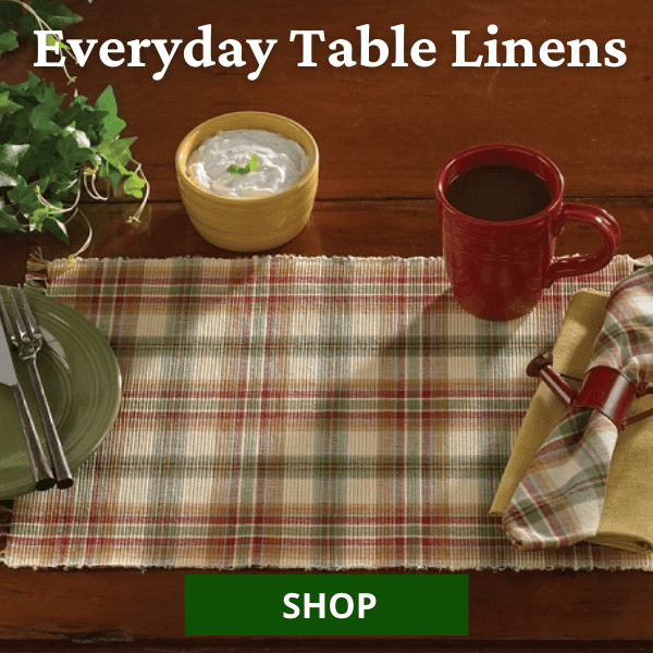Shop All Everyday Table Runners & Placemats