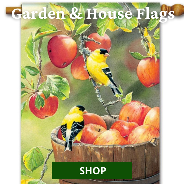 Shop All Garden & House Flags