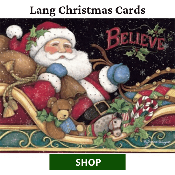Shop All Lang Boxed Christmas Cards
