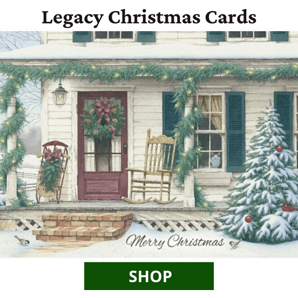 Shop All Legacy Boxed Christmas Cards
