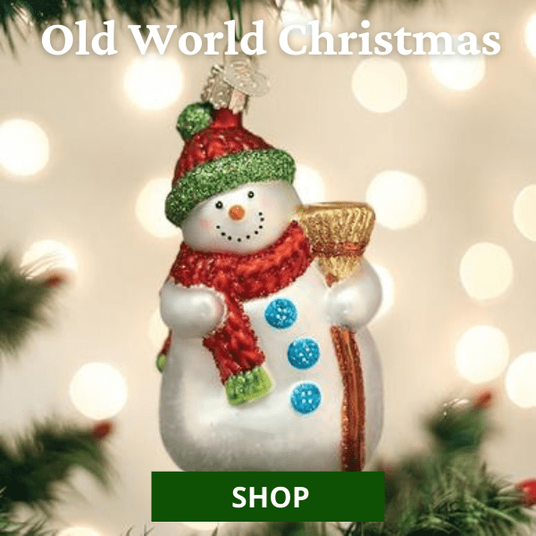 Shop All Old World Christmas Ornaments