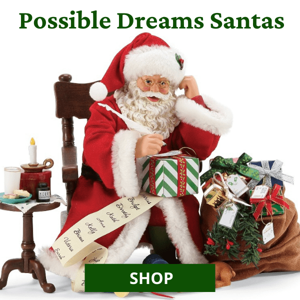 Shop All Possible Dreams Santas