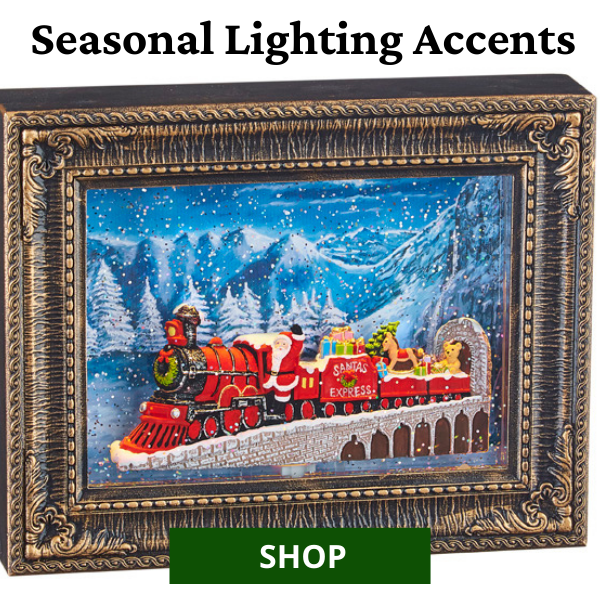 Shop All Seasonal Lighting Accents