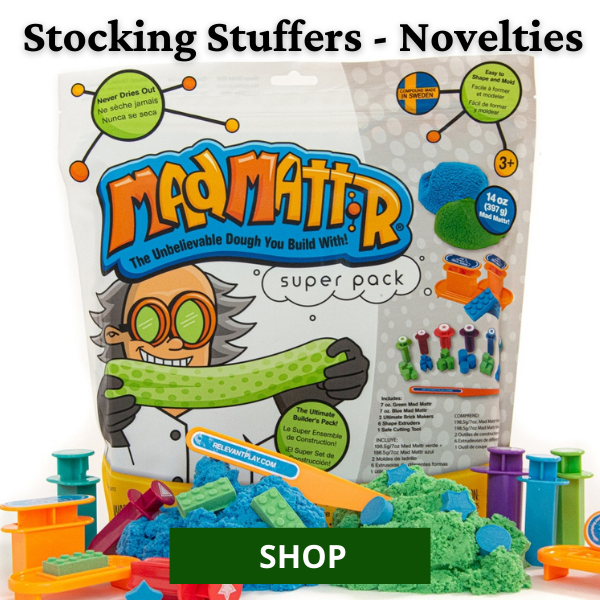 Shop All Stocking Stuffers & Novelties