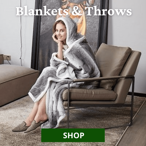 Shop All Blankets & Throws