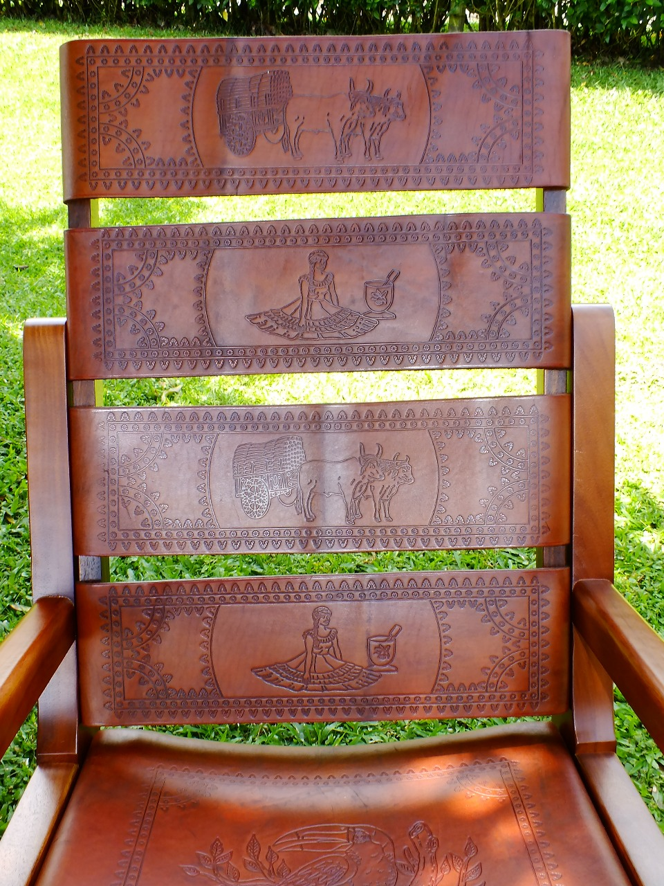 Deluxe Costa Rica Rocking Chair