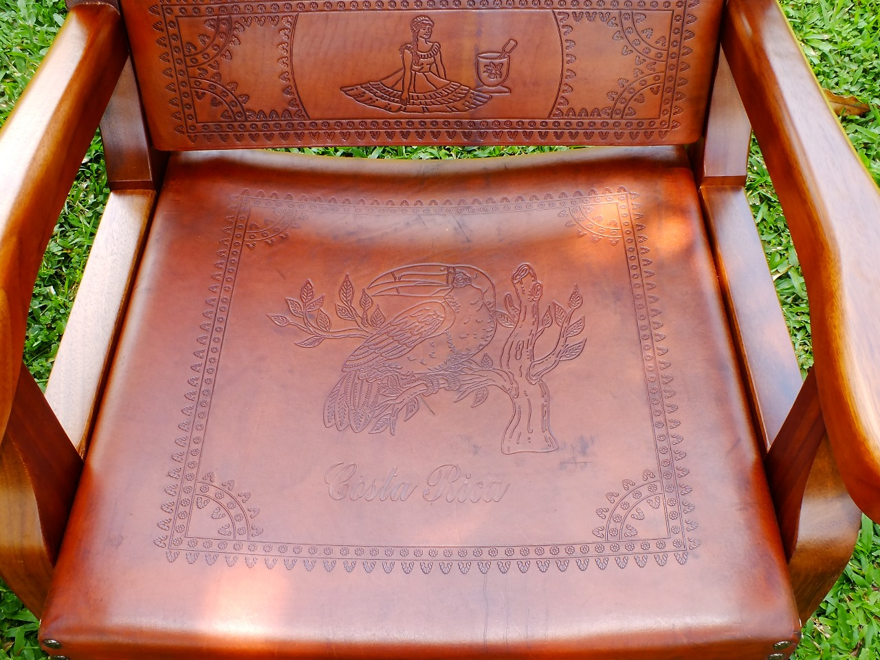 Presidential Deluxe Costa Rica Rocking Chair
