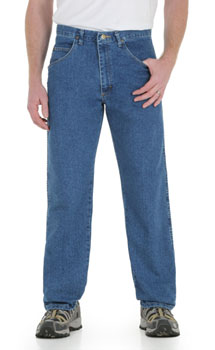 Wrangler Rugged Wear Relaxed Fit stretch jeans