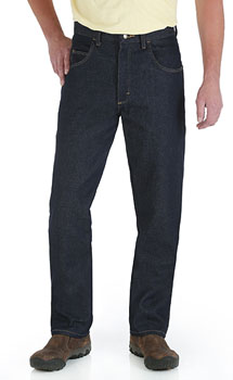 Wrangler Rugged Wear Relaxed Fit jeans - discontinued