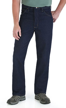 Wrangler Rugged Wear Flex Fit stretch jeans