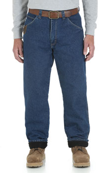 Riggs Relaxed Lined Five Pocket jeans - 2 colors