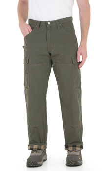Riggs Flannel Lined Ripstop Cargo pants