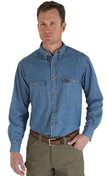 Riggs Denim Work shirt
