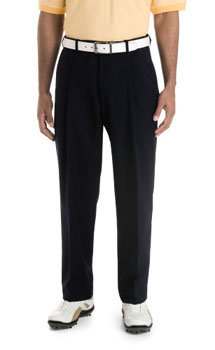 Haggar Cool 18® Pleated pants