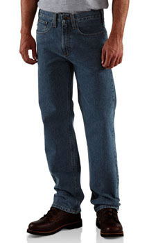 Carhartt Traditional Fit Straight Leg jeans