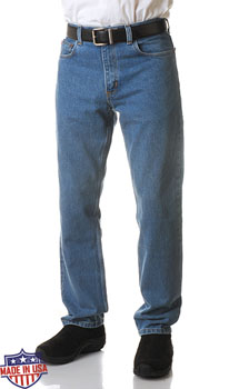 Denim Express Made in the USA 712 Slim Fit jeans