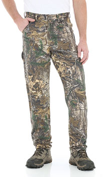 Wrangler Rugged ProGear™ 9 Pocket Hunter pants