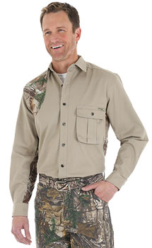Wrangler Rugged ProGear™ Shooter shirt