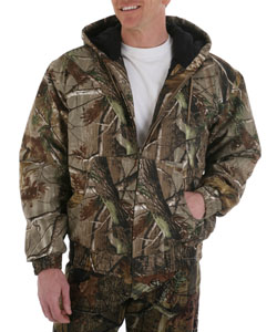 Wrangler Rugged ProGear™ Realtree® AP Canvas Hooded jacket