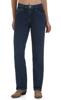 Wrangler Blues Ladies Relaxed Fit jeans
