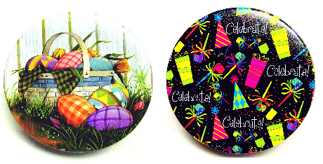 holiday tins from diabetic friendly, celebrations & easter