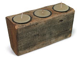 Tin candle inserts for small sugarmold candles