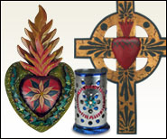 Mexican Folk Art - Handcrafted Gifts