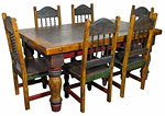 Painted Country Style Dining Furniture