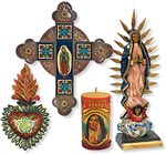 Mexican Religious Folk Art